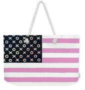 Good And Plenty America Weekender Tote Bag