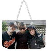 Good Charlotte Weekender Tote Bag