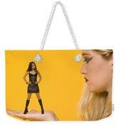 Good Girl Weekender Tote Bag