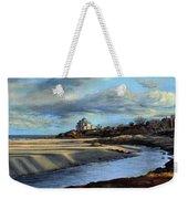 Good Harbor Beach Gloucester Weekender Tote Bag