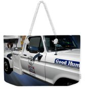 Good Humor Ice Cream Truck 02 Weekender Tote Bag