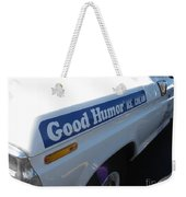 Good Humor Ice Cream Truck 03 Weekender Tote Bag
