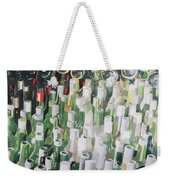 Good Life Weekender Tote Bag by Lincoln Seligman