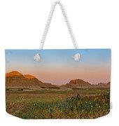 Good Morning Badlands II Weekender Tote Bag