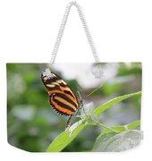 Good Morning Butterfly Weekender Tote Bag