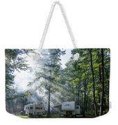 Good Morning Campers Weekender Tote Bag