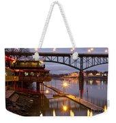 Good Morning Knoxville Weekender Tote Bag