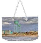 Good Morning Topsail Island Weekender Tote Bag