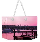 Good Mystic Morning Weekender Tote Bag