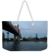 Good Night Moon Weekender Tote Bag