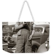 Good Old Boy Weekender Tote Bag