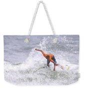 Good Surf Weekender Tote Bag