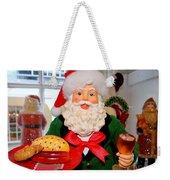 Good Time Santa Weekender Tote Bag