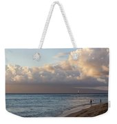 Good Times On Maui Weekender Tote Bag
