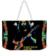 Good Times With Jerry Weekender Tote Bag