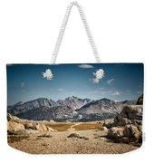Goodale Pass Weekender Tote Bag