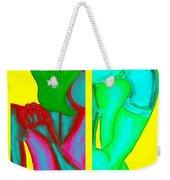 Goodbye Weekender Tote Bag by Patrick J Murphy