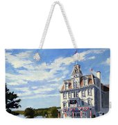 Goodspeed Opera House East Haddam Connecticut Weekender Tote Bag