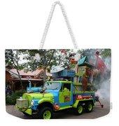 Goofy On Safari Weekender Tote Bag