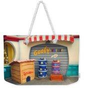 Goofy Water Disneyland Toontown Weekender Tote Bag