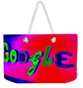 Google's Hallway Weekender Tote Bag