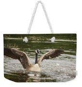 Goose Action Weekender Tote Bag