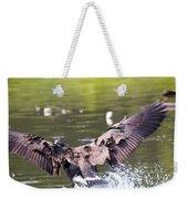 Goose Landing II Weekender Tote Bag