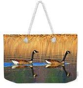 Goose Talk Too Weekender Tote Bag