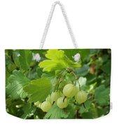 Gooseberries Weekender Tote Bag