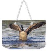 Gooseflapping 3 Weekender Tote Bag
