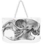 Gopher Skull Weekender Tote Bag