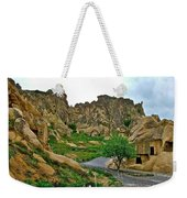 Goreme Open Air Musuem With Six Early Christian Churches In Capp Weekender Tote Bag