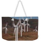 Gorge Windmills Weekender Tote Bag