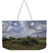 Gorgeous Cloud Cover Weekender Tote Bag