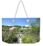 Gorgeous Day At The Bluffs Weekender Tote Bag