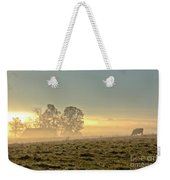 Gorgeous Morning On The Farm Weekender Tote Bag
