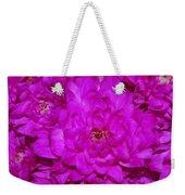 Gorgeous Pink Weekender Tote Bag
