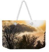 Gorgeous Sky Weekender Tote Bag