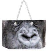 Gorilla - Jackie Weekender Tote Bag