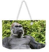 Gorilla Look Weekender Tote Bag