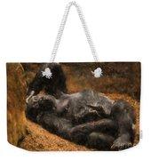 Gorilla - Painterly Weekender Tote Bag