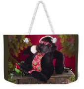Gorilla With Shades-faa Weekender Tote Bag