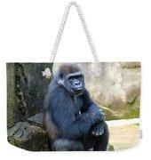 Gorilla Smile Weekender Tote Bag