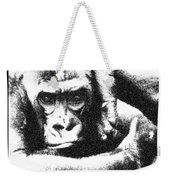 Gorilla Vogue Weekender Tote Bag
