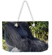Gorillas In The Mist Weekender Tote Bag