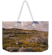 Gorse And Heather Weekender Tote Bag
