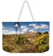 Gorse Bush On Mountain Approach Weekender Tote Bag