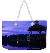 Gorton Pond Rhode Island Weekender Tote Bag