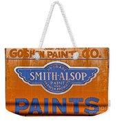 Goshen Paint Company Weekender Tote Bag
