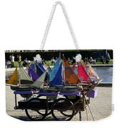 Got Wind Got Water Need Kids Weekender Tote Bag